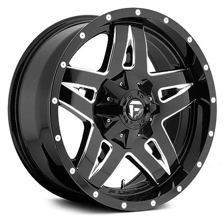 Amazon Com Fuel Offroad Wheels D554 17x9 Full Blown 5x4 55x5 0 Nb4