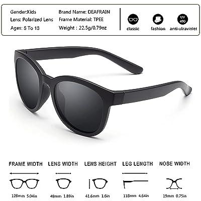 Details about  /Kids Polarised Sunglasses TAC Flexible TPPE Sport Glasses UV400 Summer Glasses
