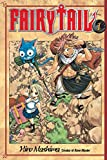 THE WICKED SIDE OF WIZARDRY  Cute girl wizard Lucy wants to join the Fairy Tail, a club for the most powerful wizards. But instead, her ambitions land her in the clutches of a gang of unsavory pirates le by a devious magician. Her only hope is Natsu...