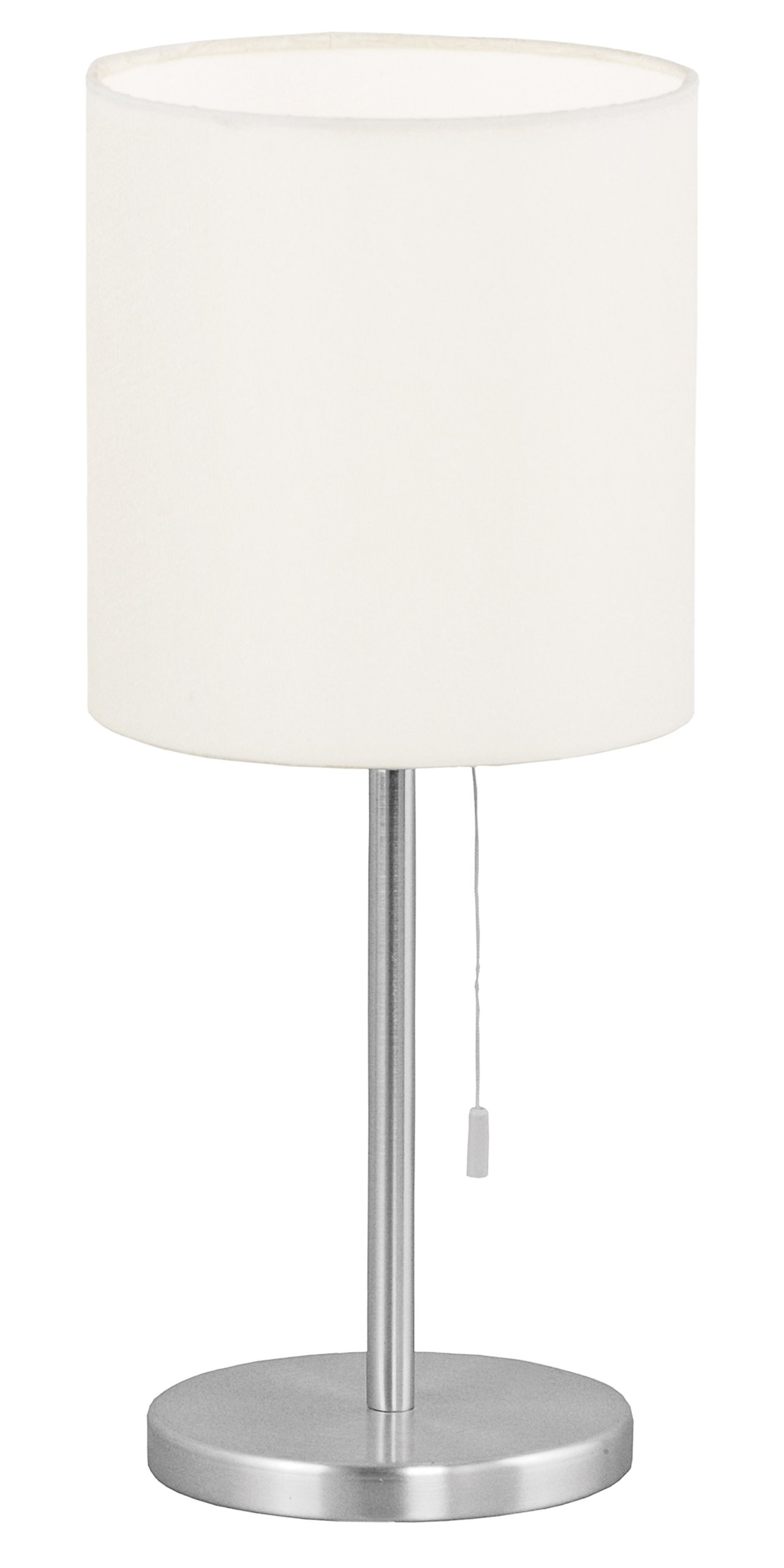 Eglo 82811A Sendo Table Lamp, Aluminum