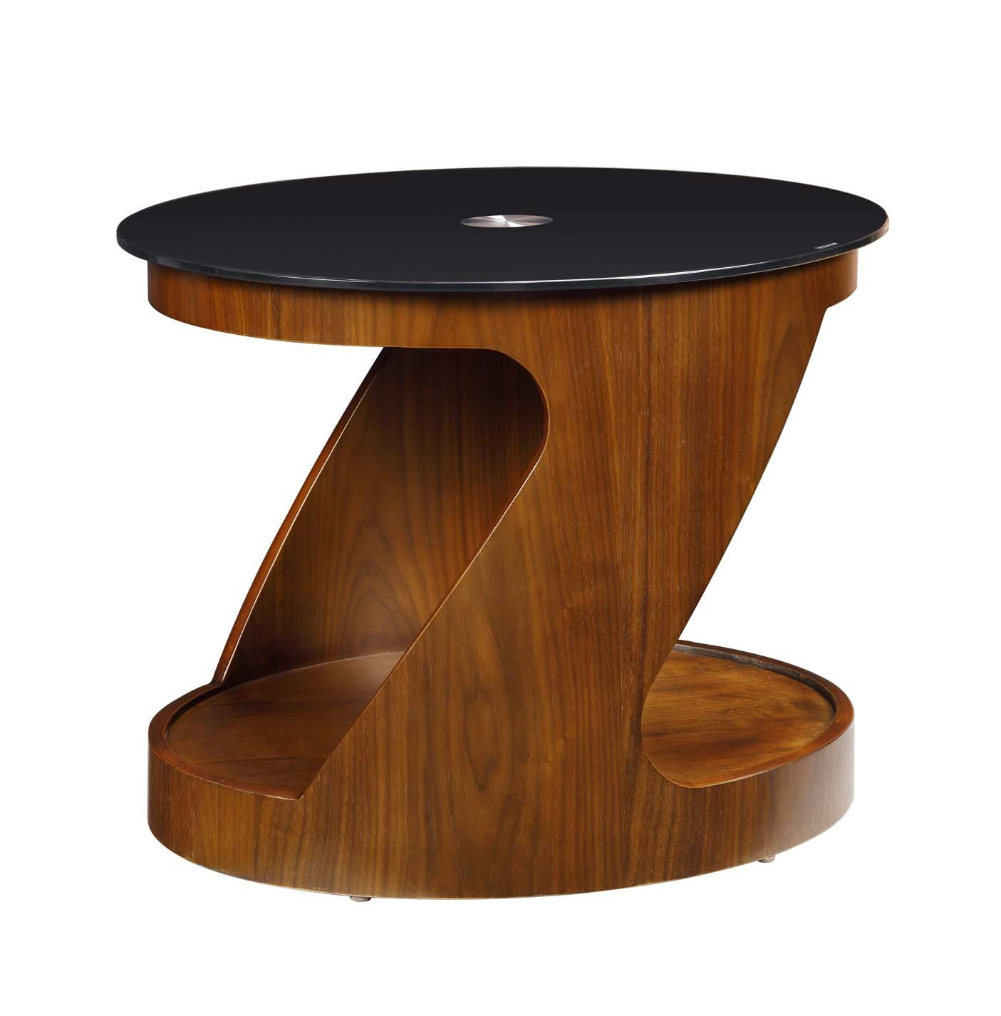 Jual Curve JF304 Oval Lamp Table Amazon Kitchen & Home