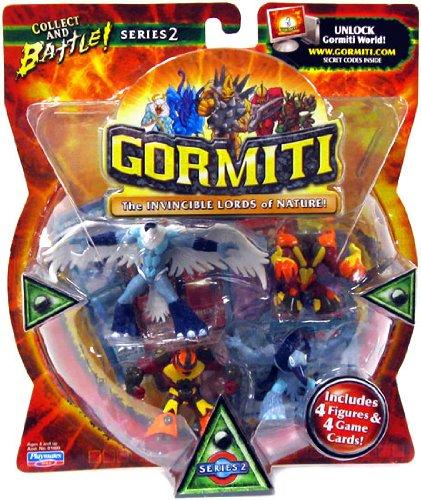 Gormiti Lords of Nature Series 2