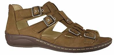 Damen Denver Waldläufer Komfort 582002 191 Sandaletten Sandalette CxhrdtBsQo