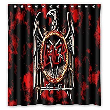 60 Quotx72quot Slayer Shower Curtain Waterproof Fabric