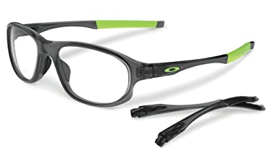 fc65069ed83 Amazon.com  Oakley Crosslink Strike (54) Eyeglass Frames ‑ Grey ...