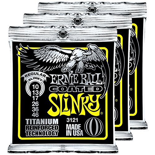 Ernie Ball Regular Electric Strings product image