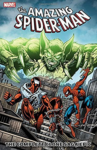 Spider-Man: The Complete Clone Saga Epic Book 2 (Amazing Spider-Man)