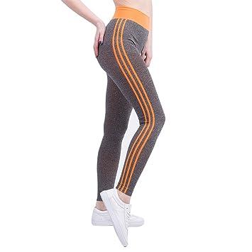 Tenxin Mujer Mallas Deportivas Leggins Yoga Pantalon ...