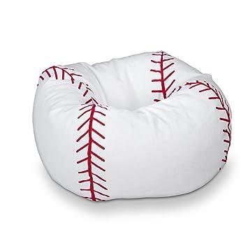 Pleasing Baseball Bean Bag Chair 1 Cjindustries Chair Design For Home Cjindustriesco