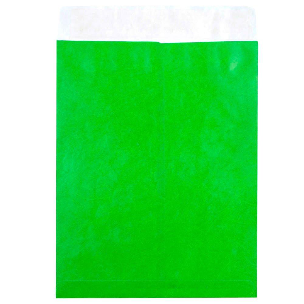 JAM PAPER Tyvek Tear-Proof Open End Catalog Envelopes 25//Pack Yellow 10 x 13