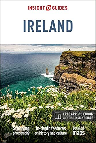 The Insight Guides Ireland (Travel Guide with Free eBook) by Insight Guides travel product recommended by Dane Kolbaba on Lifney.