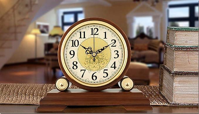 Reloj de Escritorio Relojes Familiares Relojes de Mesa de ...