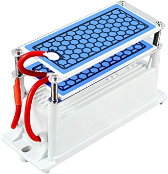 DC12V10GC Auto Ozon Generator Luftreiniger Ozonisator Keramik Luft Sterilisator