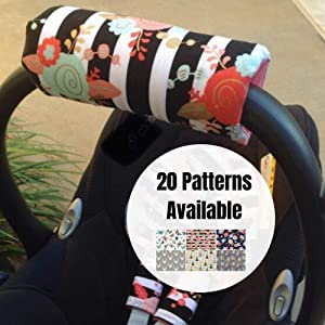 Carry Cushion for Car Seat, Arm Pad for Baby Boys and Girls