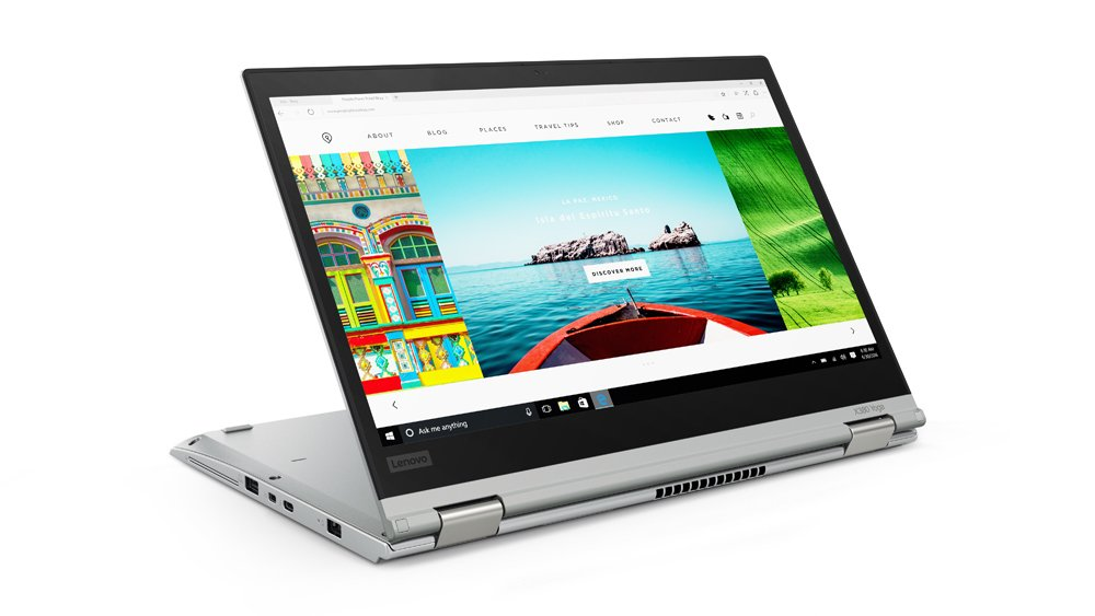 Amazon.com: Lenovo TS X380 Yoga i5 8GB 256GB FD O: Computers ...