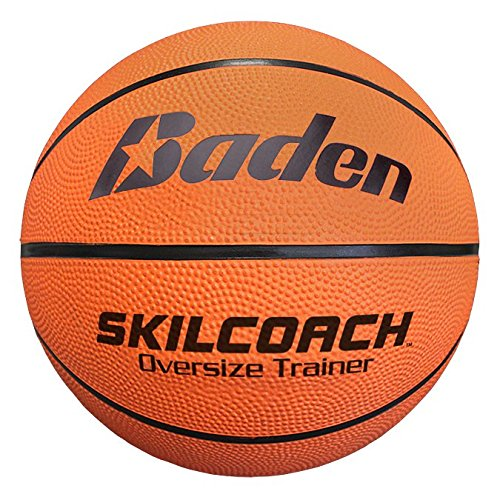 Baden SkilCoach Oversized 35-Inch Rubber Training Basketball