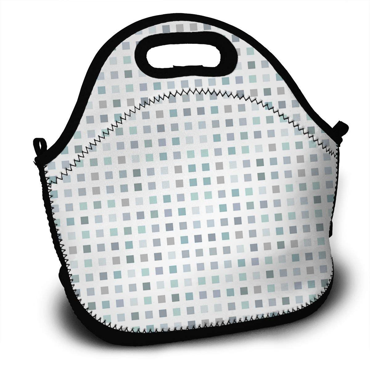 Amazon com: Fashinable Lunch Bag Insulated Lunch Box Tote