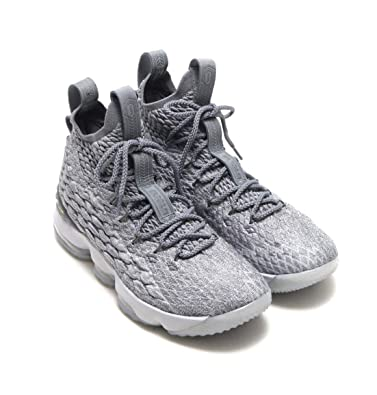 1f1883b0d8b9 Image Unavailable. Image not available for. Color  Nike Youth Lebron XV (GS)  Boys Basketball ...