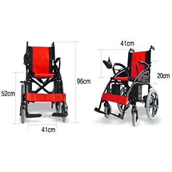 Image of: Png Cww Electric Wheelchair Oldage Scooter Fourwheeled Folding Light Old People Disabled Intelligent Amazon Uk Cww Electric Wheelchair Oldage Scooter Fourwheeled Folding Light