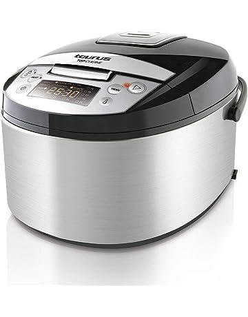 Taurus Top Cuisine Máquina de cocinar programable, cubeta extraíble 5 L, 12 Temporizador 24h