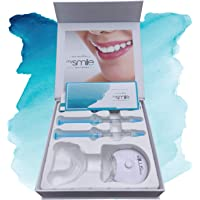 MySmile Professional Teeth Whitening Kit - Tooth Whitening Solution for Brighter Whiter Teeth - Six Days Home Kit - by Eco Masters