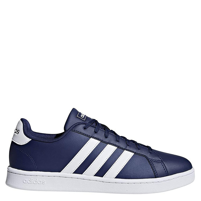 bluee (Azuosc Ftw Bla Ftw Bla 000) adidas Men's Grand Court Tennis shoes