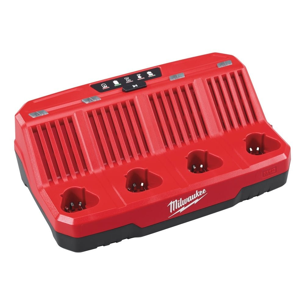 Milwaukee 4932430554 4 Port Li Ion And Red Lithium Ion Shift by Amazon