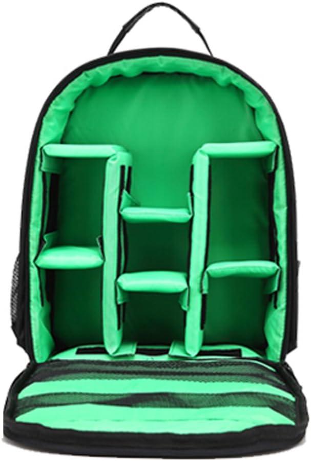 multifunctional intelligent partition capacity design Camera Backpack Digital SLR camera bag outdoor shoulder bag