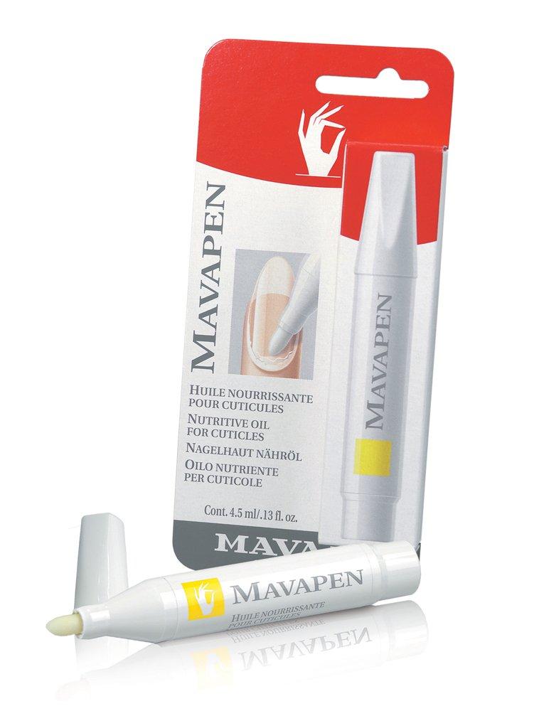 MAVALA Mavapen, olio per cuticole come uno spillo, con cuticole secche, cracking e fragili, 4, 5 ml 91701