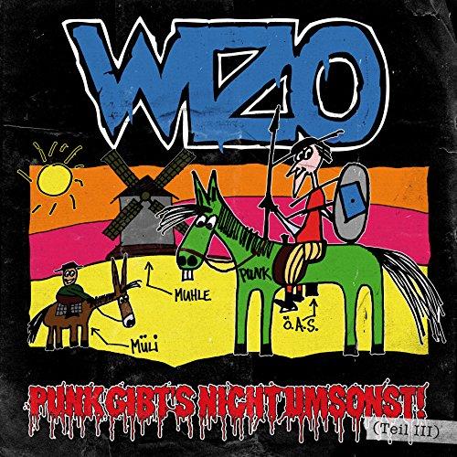Wizo: Punk Gibt's Nicht Umsonst! (Teil III) (Audio CD)