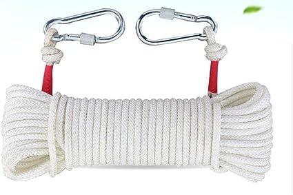 Cuerda para Escalar Salvavidas Nylon Emergencia Cuerda para ...