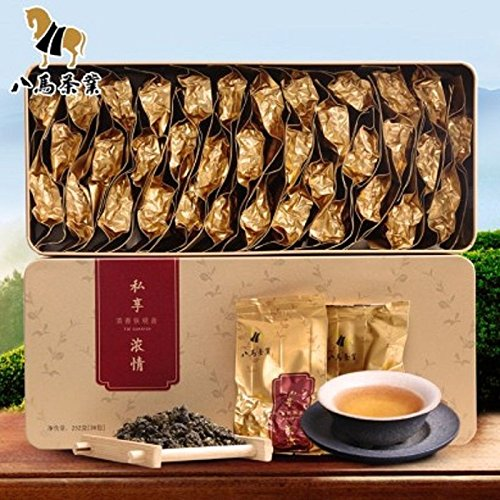 TiKuan Yin Tea Chinese Oolong Tea AnXi Tieguanyin Tea 252g Bama tea 八马茶叶安溪铁观音