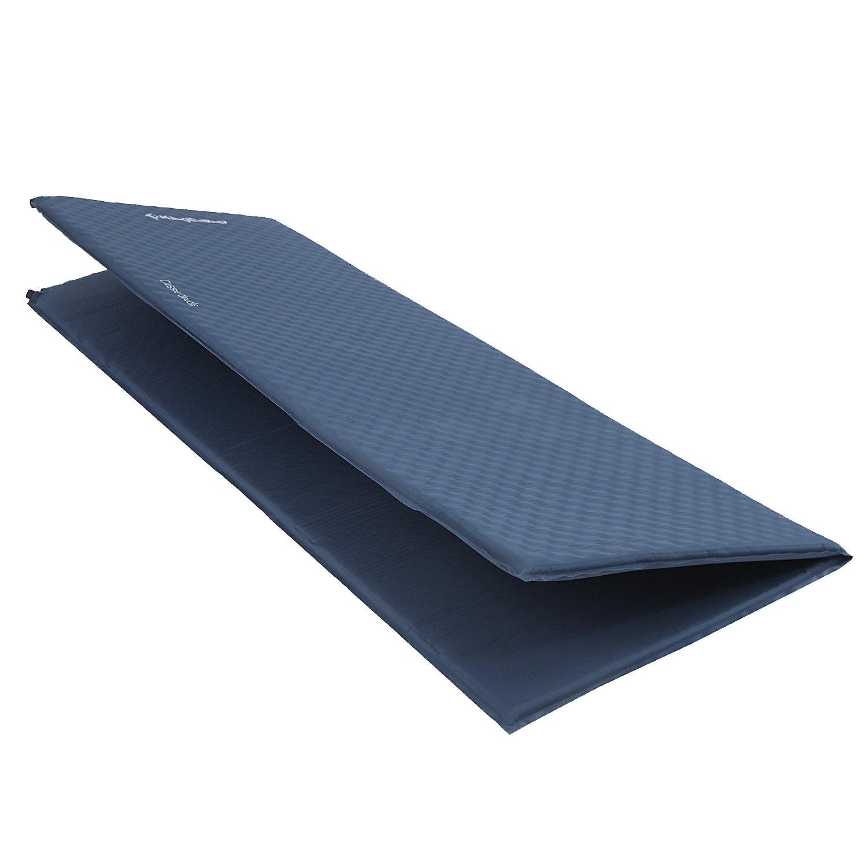 183*130*2.5cm Tapis de sol Kingcamp KM3501//KM3538 Verso /à Rev/êtement Antid/érapant Matelas Autogonflants CLASSIC LIGHT