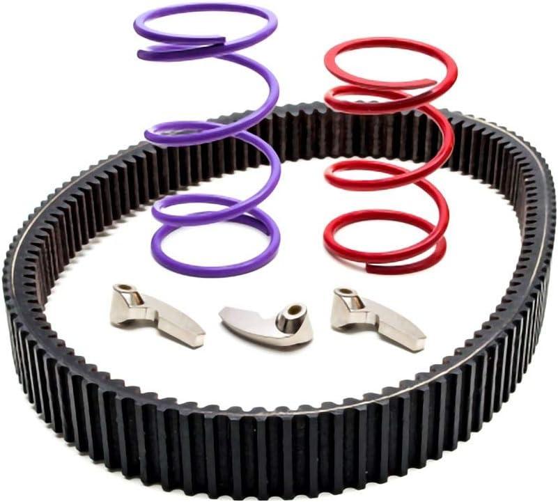 30-32 Tires // 3-6000 Trinity 18-19 Polaris RZRXPTURBO Clutch Kit