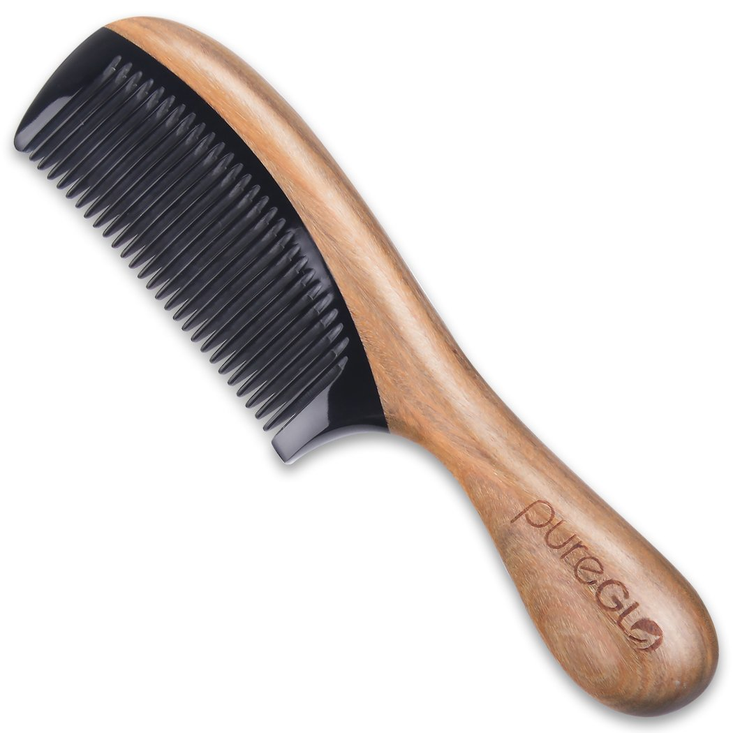 Sandalwood Comb For Natural Hair