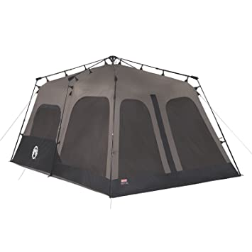 Coleman 8-Person Instant Cabin  sc 1 st  Amazon.com & Amazon.com : Coleman 8-Person Instant Cabin : Family Tents ...