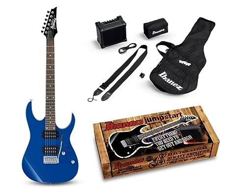 Ibanez ijrg220z guitarra eléctrica paquete,