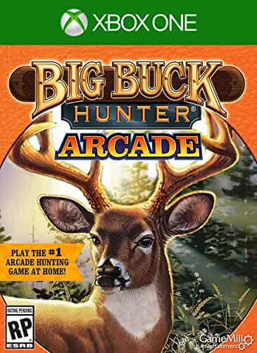 Hunting Games For Xbox 1 : Amazon big buck hunter xbox one game mill