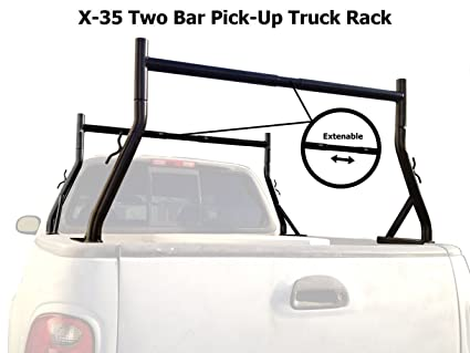 Kayak Racks For Pickup Trucks >> Amazon Com Kayak Rack 800 Lb Adjustable Truck Ladder Rack Pick Up
