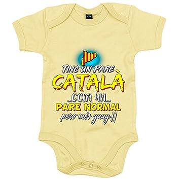 Body bebé tinc un pare català com un pare normal pero més ...