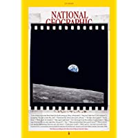 1-Year (12 Issues) of National Geographic Magazine Subscription