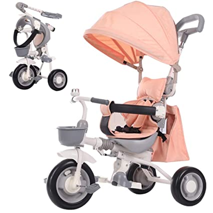 Amazon.com: YUMEIGE Tricycles - Rueda de triciclo para niños ...