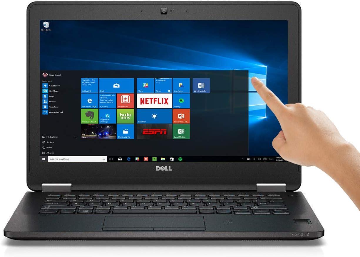 Dell Latitude E7270 12.5in Laptop, Core i7-6600U 2.6GHz, 8GB RAM, 512GB Solid State Drive, Win10P64 (Renewed)
