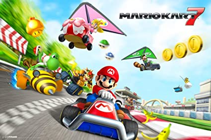 Image result for Mario Kart 7