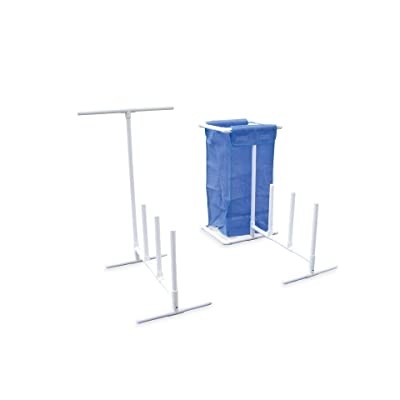 HydroTools by Swimline Pool Side Organizer : Swimming Pool Maintenance Kits : Garden & Outdoor