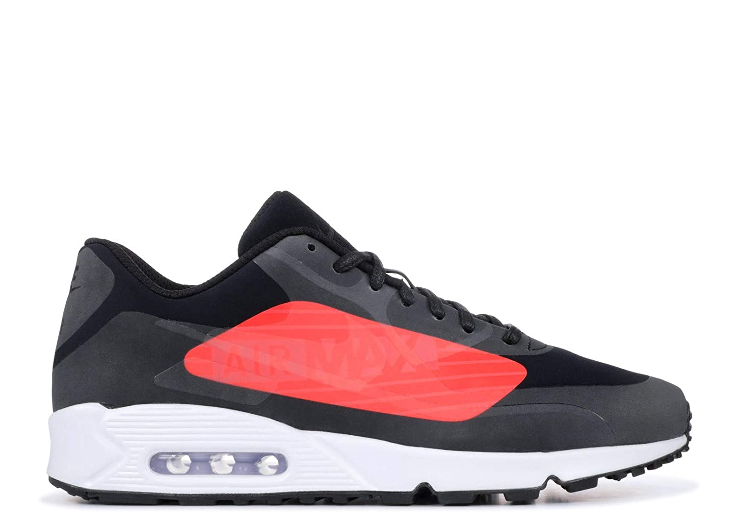 online retailer 855f6 a416f Nike AIR MAX 90 NS GPX  Big Logo  - AJ7182-003 Black, Bright Crimson   Amazon.ca  Shoes   Handbags