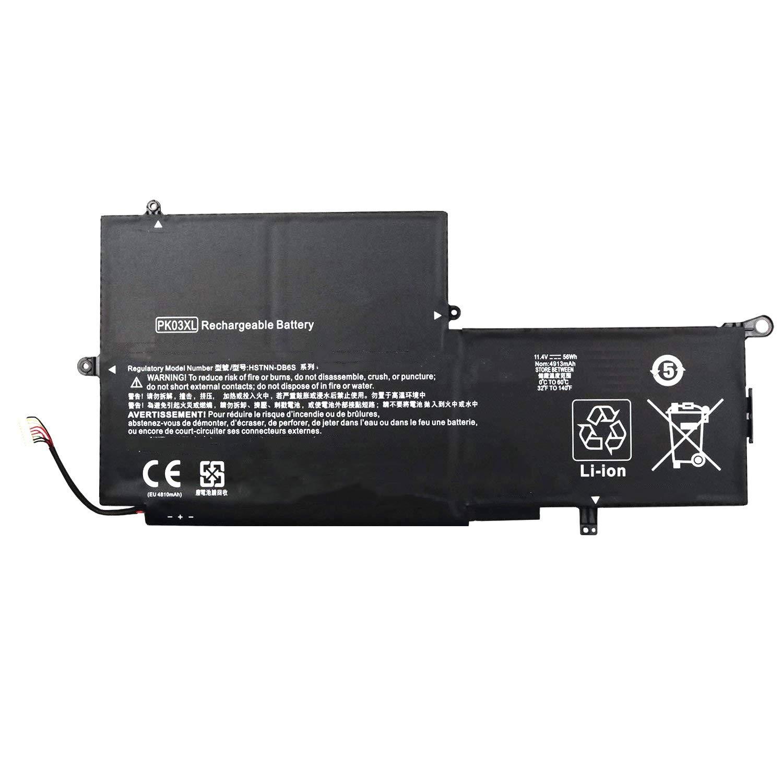 Bateria Pk03xl Para Hp Spectre 13 Pro X360 G1 G2 Spectre