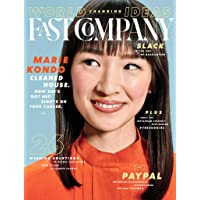 1-Year (6 Issues) of Fast Company Magazine Subscription