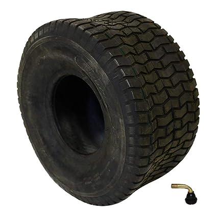 Neumáticos 20 x 10 - 8 TL schlauchlos Incluye Válvula para ...