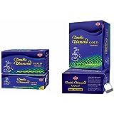 Duncans Double Diamond Gold Tea -100 Tea Bags (Pack of 2)